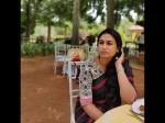 Shwetha Srivatsav Playing Police Officer Role In Rahadari Kannada Movie