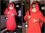 Ranveer Singh S Oversized Red Hoodie Look Leaves Kid Crying