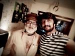 'ಕೋಟಿಗೊಬ್ಬ-3' ಸೆಟ್ ನಲ್ಲಿ ಸುದೀಪ್ ಜೊತೆ ಕಾಣಿಸಿಕೊಂಡ ರವಿಮಾಮ