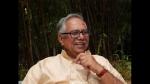 ಪ್ರೊಫೆಸರ್ ದೊಡ್ಡರಂಗೇಗೌಡರು ಮಾಡಿದ `ಗೋಪಾಲ ಗಾಂಧಿ'ಯ ಪಾಠ