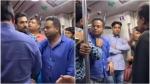 ಮೆಟ್ರೋ ಪ್ರಯಾಣಿಕರಿಂದ ನಟಿ ರಾಖಿ ಸಾವಂತ್ 'ಪತಿ'ಗೆ ಬಿತ್ತು ಗೂಸಾ