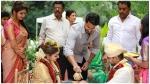 ನಟಿ ರಚಿತಾ ರಾಮ್ ಸಹೋದರಿ ಮದುವೆಯಲ್ಲಿ ನಿಖಿಲ್ ಕುಮಾರ್