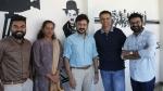 'ಶಿವಾಜಿ ಸೂರತ್ಕಲ್' ಸಿನಿಮಾ ವೀಕ್ಷಿಸಿದ ರಾಹುಲ್ ದ್ರಾವಿಡ್