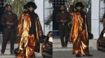 ಮತ್ತೆ ವಿಚಿತ್ರ ಉಡುಪು ತೊಟ್ಟ ರಣ್ವೀರ್ ಸಿಂಗ್: ಫ್ಯಾಶನ್ ಗೆ 'ಬಿಗ್ ಜೋಕರ್'.!