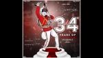 ಶಿವಣ್ಣ ಚಿತ್ರರಂಗಕ್ಕೆ ಬಂದು 34 ವರ್ಷ: ಸ್ಯಾಂಡಲ್ ವುಡ್ ಸ್ಟಾರ್ಸ್ ಶುಭಾಶಯ