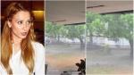 ಚಂಡಮಾರುತಕ್ಕೆ ಸಿಕ್ಕ ಸಲ್ಮಾನ್ ಖಾನ್ ಫಾರ್ಮ್ ಹೌಸ್: ವಿಡಿಯೋ ಹಂಚಿಕೊಂಡ ಸಲ್ಲು ಗರ್ಲ್ ಫ್ರೆಂಡ್