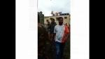 ಚಾಲೆಂಜಿಂಗ್ ಸ್ಟಾರ್ ದರ್ಶನ್ ಅಭಿಮಾನಿಗಳ ಜತೆ ಬೌನ್ಸರ್ಗಳ ಕಿರಿಕ್
