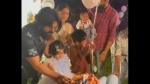 ಮಗಳ ಹುಟ್ಟುಹಬ್ಬ ಆಚರಿಸಿದ ರಾಕಿಂಗ್ ಸ್ಟಾರ್ ಯಶ್ ದಂಪತಿ