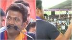 ಹರ ಜಾತ್ರೆಯಲ್ಲಿ ಪುನೀತ್ ರಾಜ್ ಕುಮಾರ್; ಅಪ್ಪು ಹಾಡು ಕೇಳಿ ಸಂಭ್ರಮಿಸಿದ ಅಭಿಮಾನಿಗಳು