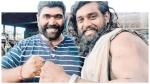 'ದುಬಾರಿ' ಸಿನಿಮಾದಿಂದ ನಂದ ಕಿಶೋರ್ ಔಟ್: ನಿರ್ಮಾಪಕ ಸ್ಪಷ್ಟನೆ