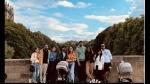 ಪ್ರಣಯ ಪಕ್ಷಿಗಳ ಜೊತೆ ಅನುಷ್ಕಾ-ವಿರಾಟ್ ದಂಪತಿಯ ಸುತ್ತಾಟ