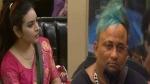 ಬಿಗ್ಬಾಸ್: ಮಹಿಳಾ ಸ್ಪರ್ಧಿಯ ಉಡುಪಿನ ಒಳಗೆ ಕೈ ಹಾಕಿದ ಸ್ಪರ್ಧಿ