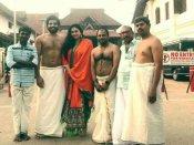 ನಟಿ ನಮಿತಾ ಮನೆಯಲ್ಲಿ 'ಮದುವೆ'ಯ ಸಂಭ್ರಮ ಸಡಗರ