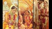 ಮಾಜಿ ವಿಶ್ವ ಸುಂದರಿ ಐಶ್ವರ್ಯ ರೈ ಮದುವೆಯಲ್ಲಿ ಧರಿಸಿದ್ದ ಸೀರೆಯ ಬೆಲೆ ಕೇಳಿದ್ರೆ ದಂಗಾಗ್ತೀರಾ