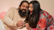 ನಟ ಯಶ್ ಹುಟ್ಟುಹಬ್ಬ: ಪತ್ನಿಯೊಂದಿಗೆ ಸರಳವಾಗಿ ಆಚರಿಸಿದ ಯಶ್