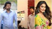 ವಿಜಯ್ 'ದಳಪತಿ 65' ಚಿತ್ರದ ಅದ್ದೂರಿ ಮುಹೂರ್ತ: ಪೂಜಾ ಹೆಗ್ಡೆ ಗೈರಾಗಿದ್ದೇಕೆ?