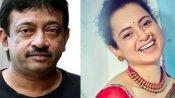 ತಲೈವಿ ಟ್ರೈಲರ್ ನೋಡಿ ಕಂಗನಾಗೆ 'ಬಹುಪರಾಕ್' ಎಂದ ರಾಮ್ ಗೋಪಾಲ್ ವರ್ಮಾ