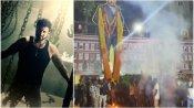 ಚಿತ್ರಮಂದಿರಕ್ಕೆ 'ಯುವರತ್ನ' ಅದ್ದೂರಿ ಎಂಟ್ರಿ; ಅಪ್ಪು ನೋಡಲು ಮುಗಿಬಿದ್ದ ಅಭಿಮಾನಿಗಳು
