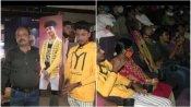 ಮೃತಪಟ್ಟ ಮಗನ ಫೋಟೋ ಇಟ್ಟುಕೊಂಡು 'ಯುವರತ್ನ' ಸಿನಿಮಾ ವೀಕ್ಷಿಸಿದ ಪೋಷಕರು