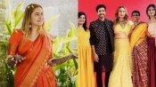 ವಿಷ್ಣು ವಿಶಾಲ್-ಜ್ವಾಲಾ ಗುಟ್ಟಾ ಮದುವೆ: ಮೆಹಂದಿ ಫೋಟೋಗಳು ಬಹಿರಂಗ