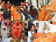 ಶ್ರೀಗಳ ಅಂತಿಮ ದರ್ಶನ ಪಡೆದ ಪುನೀತ್: ಯಶ್, ಸುದೀಪ್, ಉಪ್ಪಿ ಸಂತಾಪ