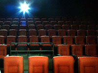 Why Kapali theatre is running empty?