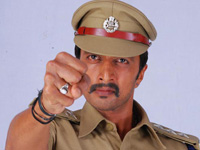 Sudeep in Veera Madakari