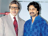 Sudeep is good, no doubt : Amitabh Bachchan