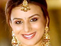 Pooja Gandhi floate her website