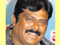 Kannada Film Producer K Manju Busy