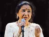 Asha Bhosle Lending Her Voice To Kannada