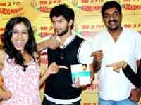 Pancharangi Audio Launch On Radio Mirchi