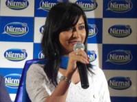 Nirmal Coconut Oil Brand Ambassador Radhika Pandit