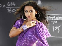 Vidya Balan Get Rs 5 Saree Brand Endorsement