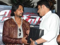Anil Kumble Launches Bachchan Movie Posters