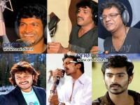 Sandalwood Actors Singing For Kannada Films