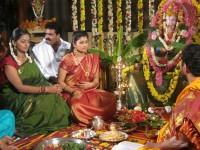 Radhika Kumaraswamy Celebrates Ganesha Gfestival Zee Kannada