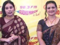 Radio Mirchis Retro Rani Live It Up