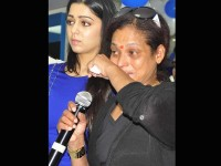 Disco Shanthi Remembers Srihari In R Rajkumar Movie Promotion