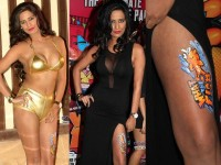 Poonam Pandey For What The Fish Film Promotion