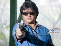 Kannada Movie Gharshane Review