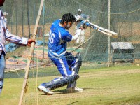 Karnataka Bulldozers Teams Ccl 4 Practice Session