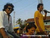 Upendra Join Hands With Shivaraj Kumar Geetha Election Campaign Lse