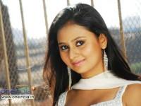 Actress Amoolya Campaign For Geetha Shivrajkumar In Shimoga