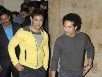 Master Blaster Sachin Tendulkar Debuts In Bollywood