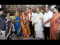 Hd Kumaraswamy Son Nikhil Gowda Engaged To Swathi Gowda