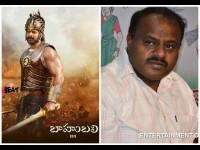 Did H D Kumaraswamy Purchase Baahubali Distribution Rights Of Karnataka For 150 Crore