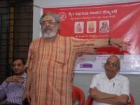 Kannada Senior Director Ksl Swamy Health Condition Stable