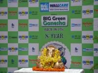 Big Fm Mangaluru 8th Edition Of Big Screen Ganesha Darshan For Public Till Sep