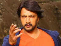 Sudeep As Bank Robberer In Tamil Movie